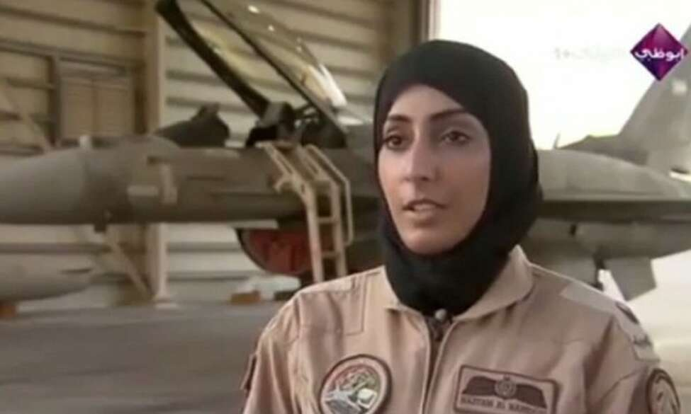 Mansouri had always wanted to become a pilot, but was forced to wait until it was legal for her to do so in the United Arab Emirates, a country in which women fight daily to be given the same basic rights as men.