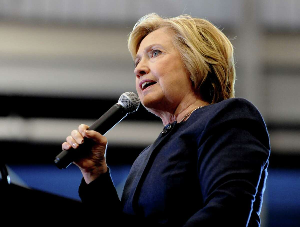 Presidential candidate Hillary Clinton recently stopped in Cohoes. Click through the slideshow to view photos from her visit.