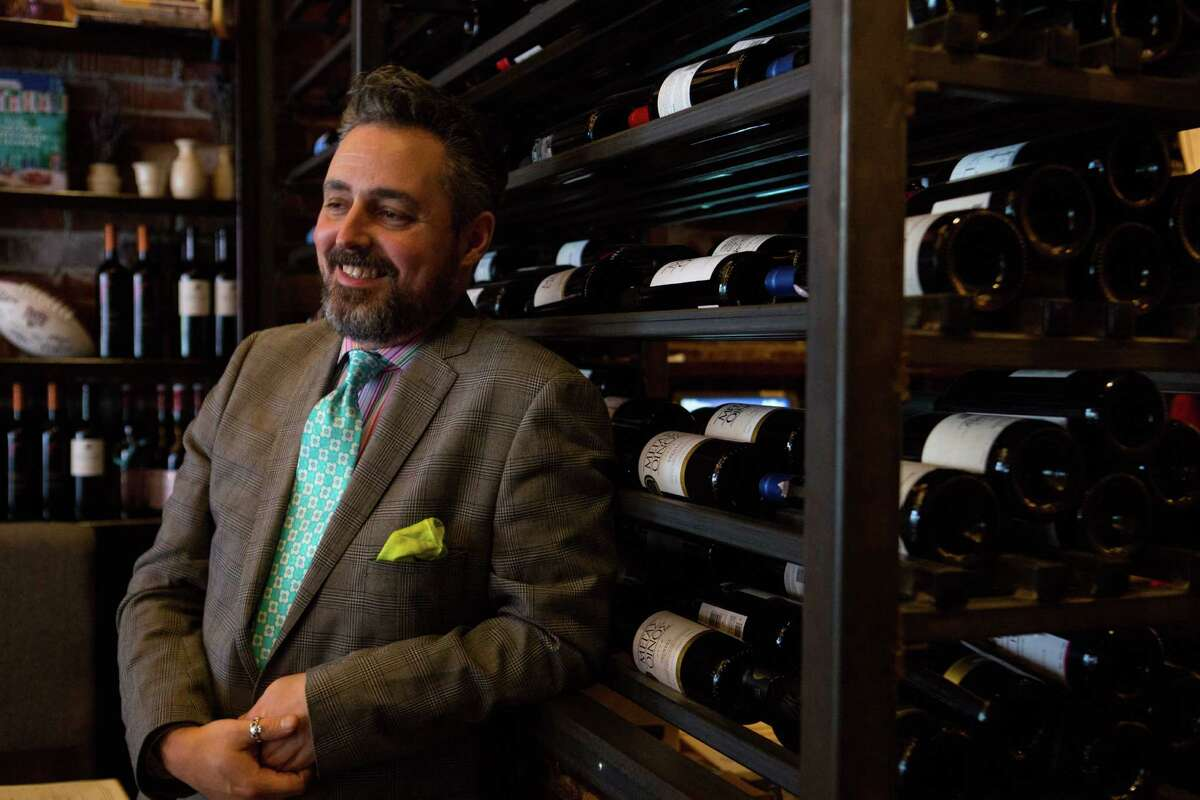 Sommelier Evan Turner, the sommelier at Helen Greek Food and Wine and Helen in the Heights, announced he was returning to the restaurants he quit in early May.