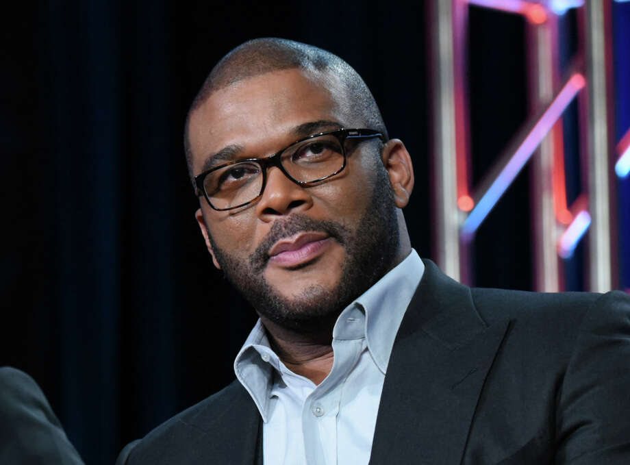 "FILE - In this Jan. 15, 2016 file photo, Tyler Perry participates in a panel for ""The Passion"" at the Fox Winter TCA in Pasadena, Calif. Perry has four shows on OWN; ""The Have and Have Nots"" and  ""If Loving You Is Wrong,"" and the comedies ""Love Thy Neighbor,"" and ""For Better or Worse."" The Have and the Have Nots"" delivered huge ratings, setting records for the network.  (Photo by Richard Shotwell/Invision/AP, File) ORG XMIT: NYET131 Photo: Richard Shotwell / Invision"