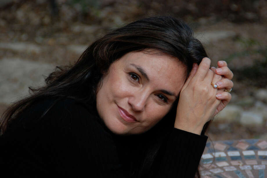 Texas poet Natalia Treviño will talk about women's issues. Photo: Melody Yip