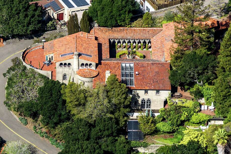 The storied Hume Castle in Berkeley hit the market at $5 million in April 2016. Built in the style of a 13th century French monastery, this magnificent home looks as if it belongs perched on a European hillside. Photo: Colin McRae, Liz Rusby / Copyright 2016 Colin McRae