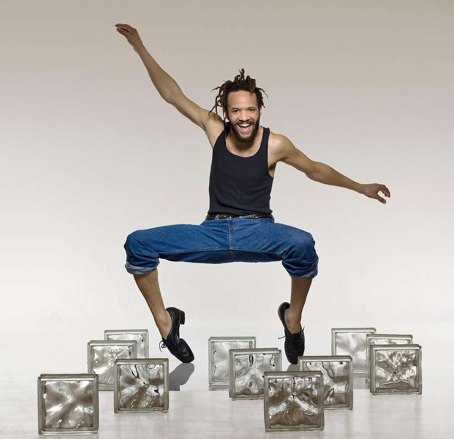 Tap dancer Savion Glover will perform at the Quick Center for the Arts on Dec. 6. Photo: Contributed