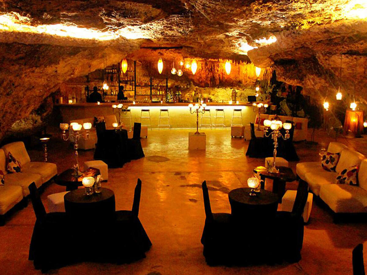The Alux Restaurant, Bar and Lounge offers a captivating experience for guests looking for something underground in the Yucatán Peninsula.