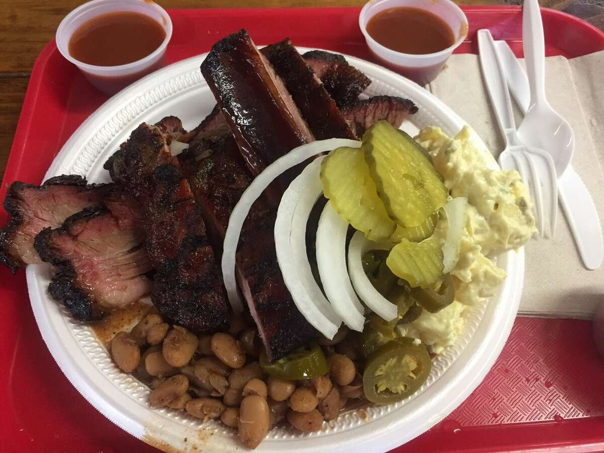 Lum's, Junction 2031 Main StReview: Haven't had brisket in all the