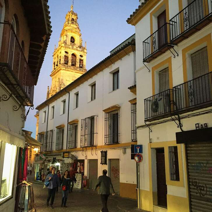 C�rdoba's Medieval quarter is a labyrinth of narrow, winding streets.