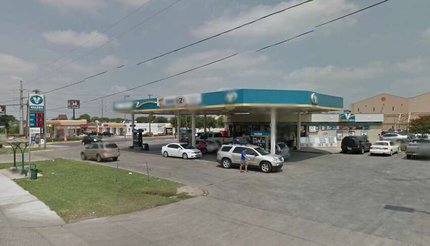 VALERO CORNER STORE #2293: 3603 SE MILITARY DRIVE, SAN ANTONIO, TX 78223Violation date: March 4, 2016Punishment: Restrained