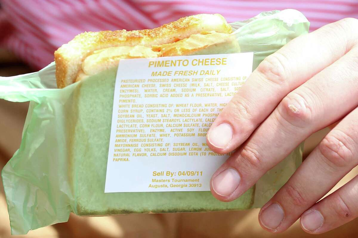 Pimento Cheese Sandwich $1.50