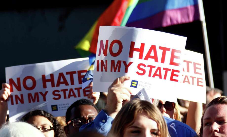 Two dozen anti-gay bills have been filed thus far, seeking to discriminate against LGBT Texans in every sphere, from health care to public accommodation to employment. Photo: Rogelio V. Solis, STF