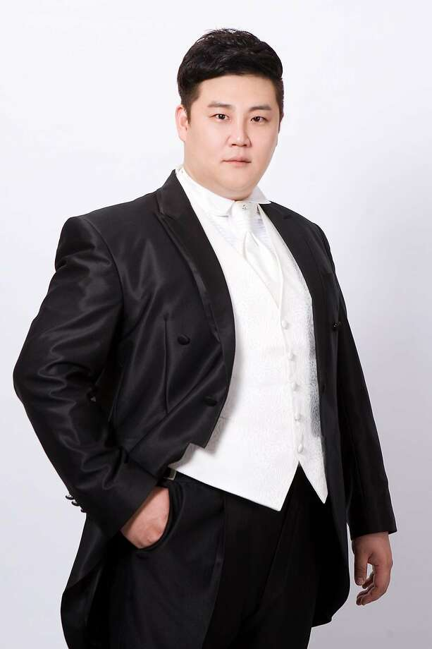 Baritone Kihun Yoon will sing Brahms and others in recital. Photo: S.F. Opera