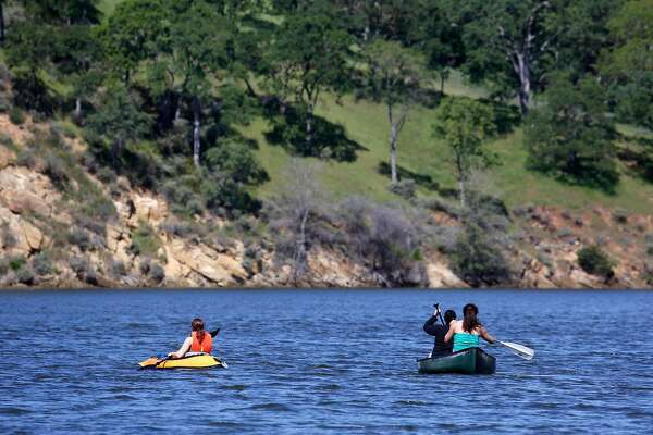 Sunday getaway: Del Valle Regional Park - SFChronicle com
