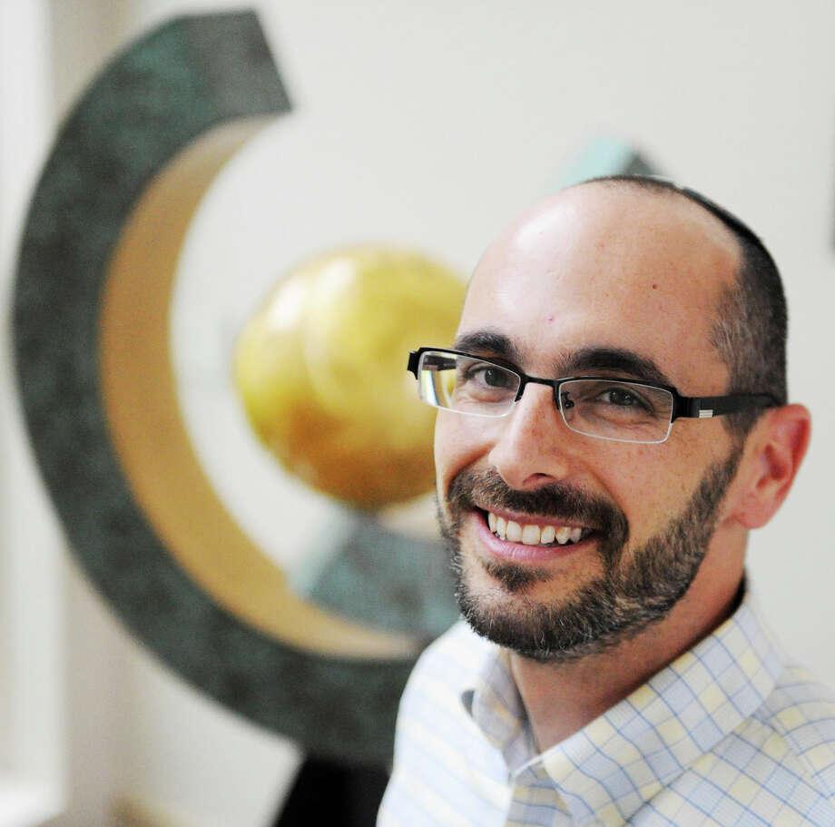 Rabbi Jay TelRav Photo: Staff File Photo / Stamford Advocate