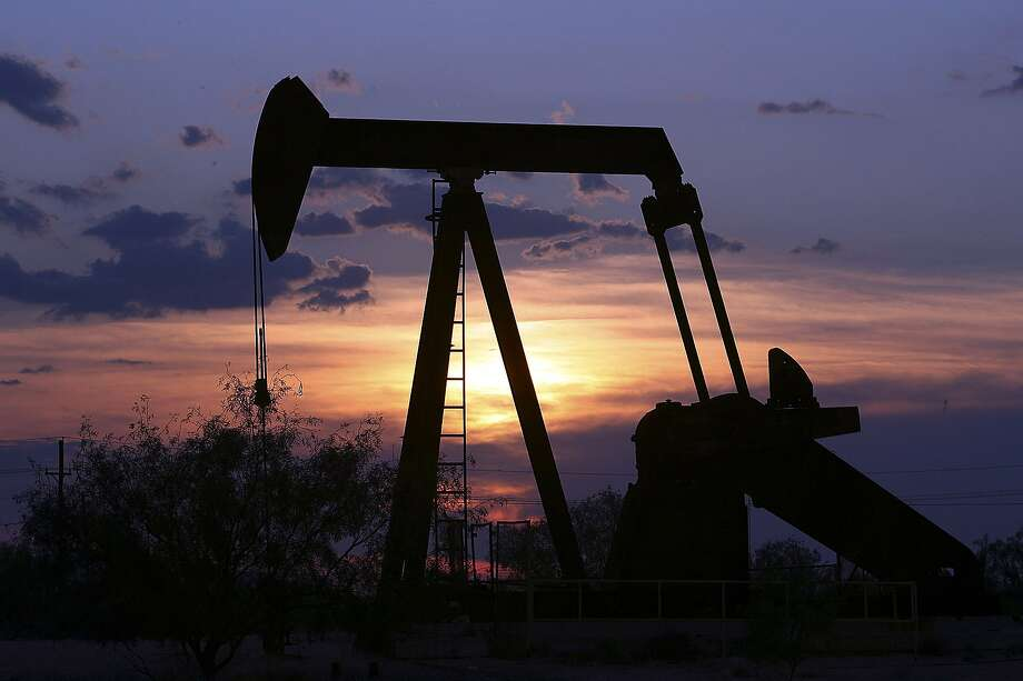 West Texas Intermediate crude at Midland, Texas, the heart of the Permian Basin, sank this past month to the lowest level since September.DELCIA LOPEZ/STAFF Photo: Delcia Lopez, EXPRESS-NEWS FILE PHOTO