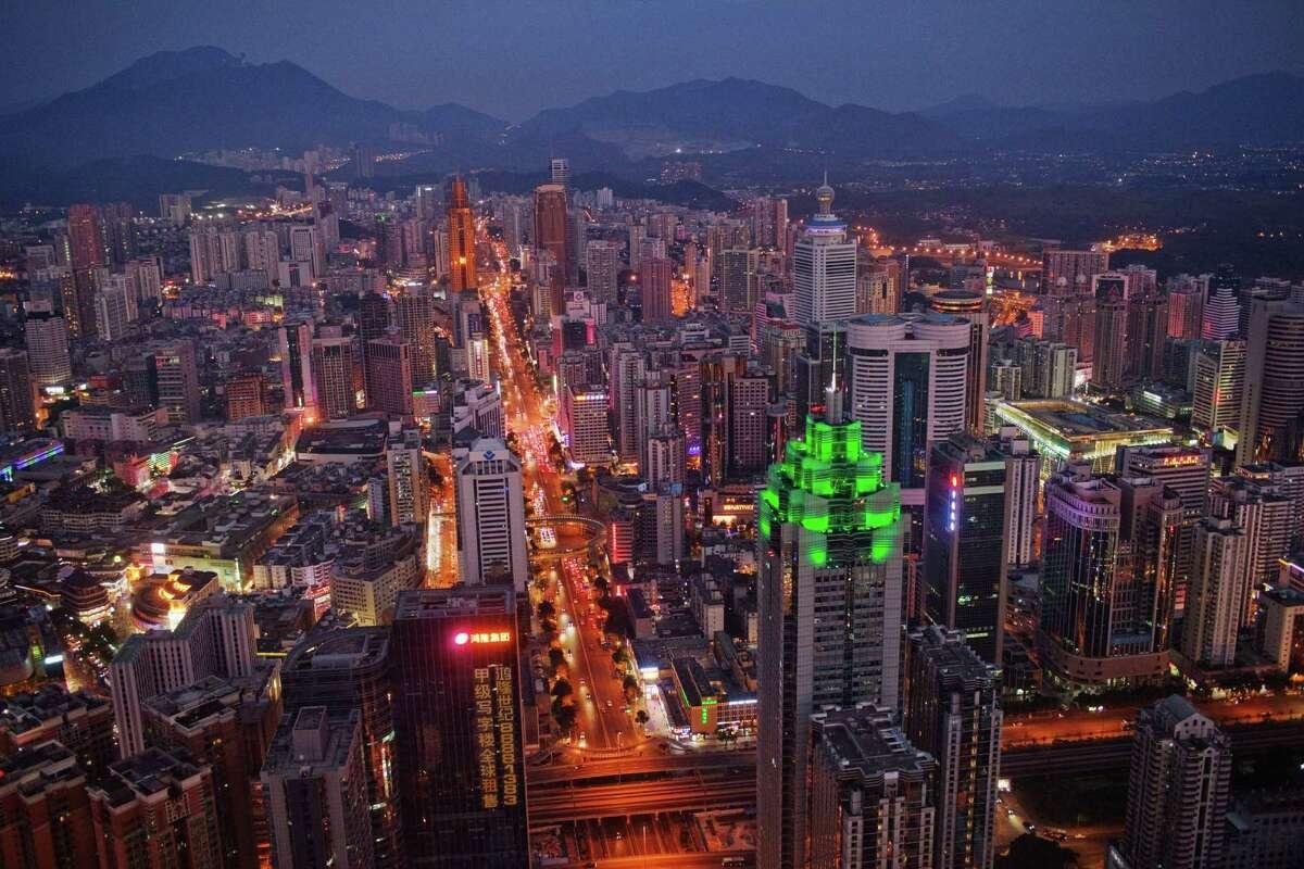 49. Shenzhen, China