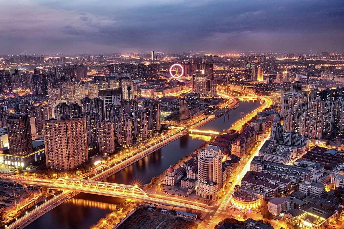 48. Tianjin, China