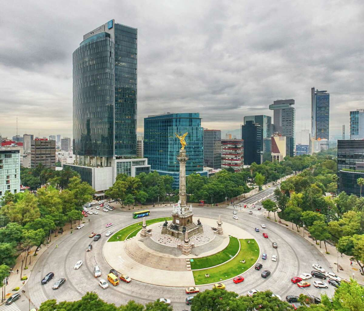 50. Mexico City