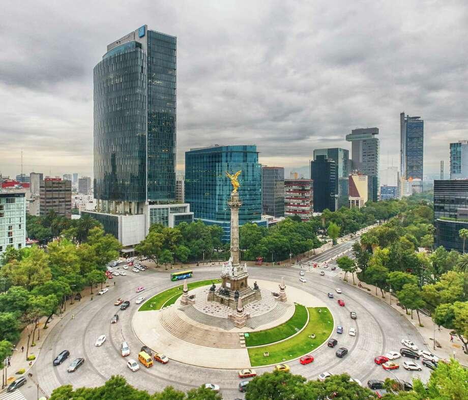 50. Mexico City Photo: Sergio Mendoza Hochmann, Getty Images/Moment RF / ©2015 Sergio Mendoza Hochmann