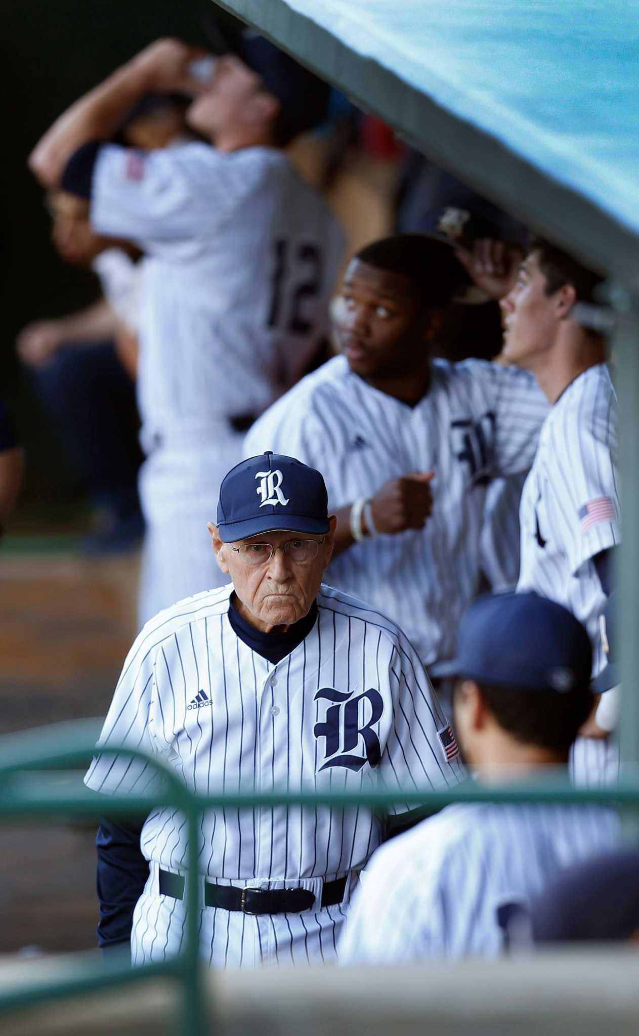 Rice Baseball Coach Wayne Graham Still Going Strong At 80