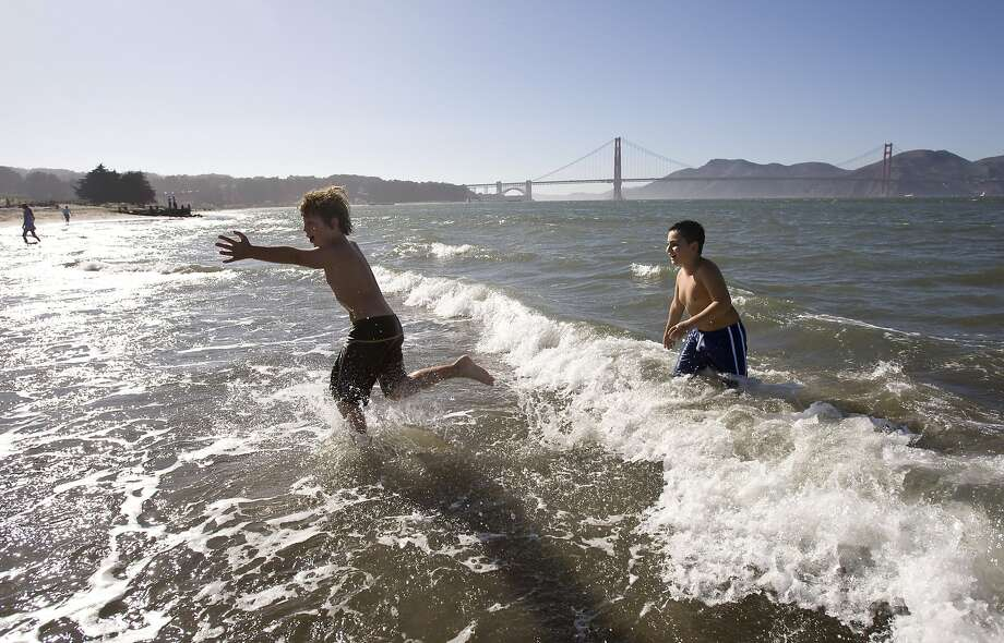 The San Francisco Bay Area is experiencing hotter-than-normal temperatures on Sunday with some areas expected to hit triple-digit heat. Photo: Laura Morton, Special To The Chronicle