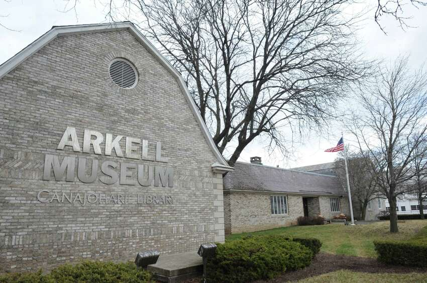 The Arkell Museum on Friday March 18, 2016 in Canajoharie, N.Y. (Michael P. Farrell/Times Union)