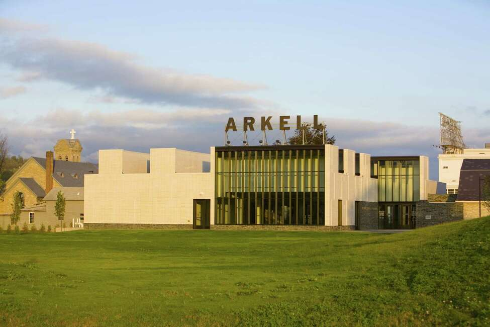 Exterior of the Arkell Museum. (Arkell Museum photo)