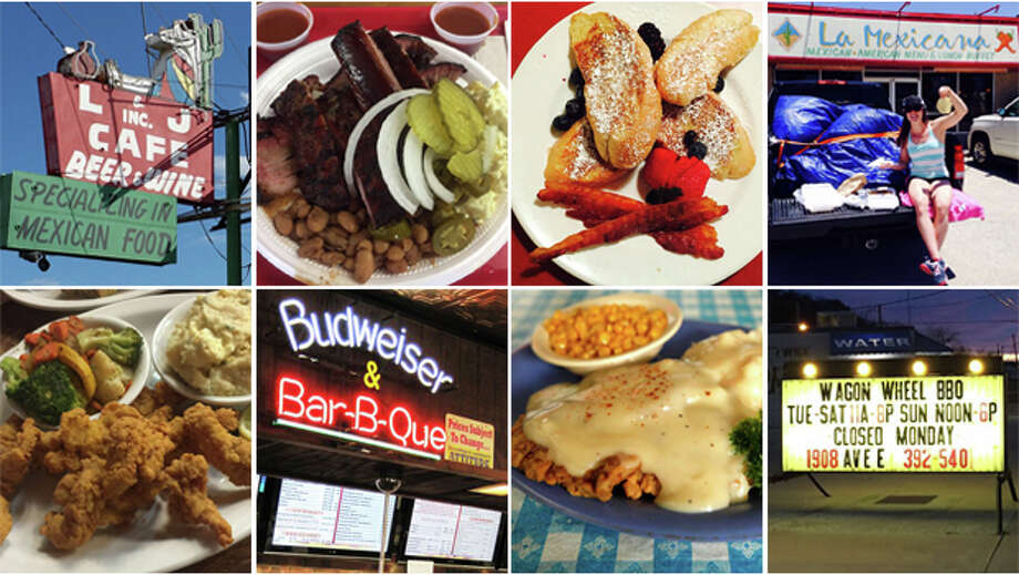 From Mexican to barbecue, Asian to Cajun, Interstate 10 is lined with surprises that are sure to relieve the tedium of hours behind the wheel. Click through the slideshow above for some choice stops for local nosh off Interstate 10. Photo: San Antonio Express-News