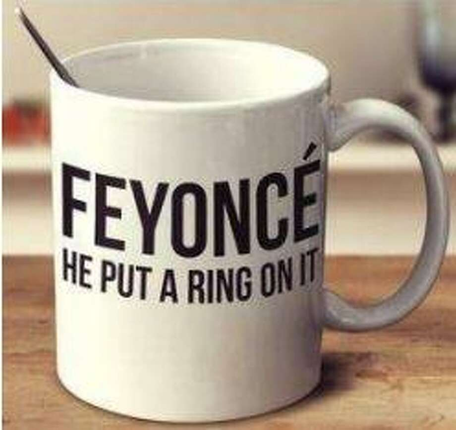 "Grammy Award-winning singer Beyoncé sued Feyoncé Inc., based in San Antonio, in New York federal court Tuesday to stop selling merchandise including hoodies, mugs and shirts that bears the ""Feyoncé"" moniker. Photo: Screenshot"