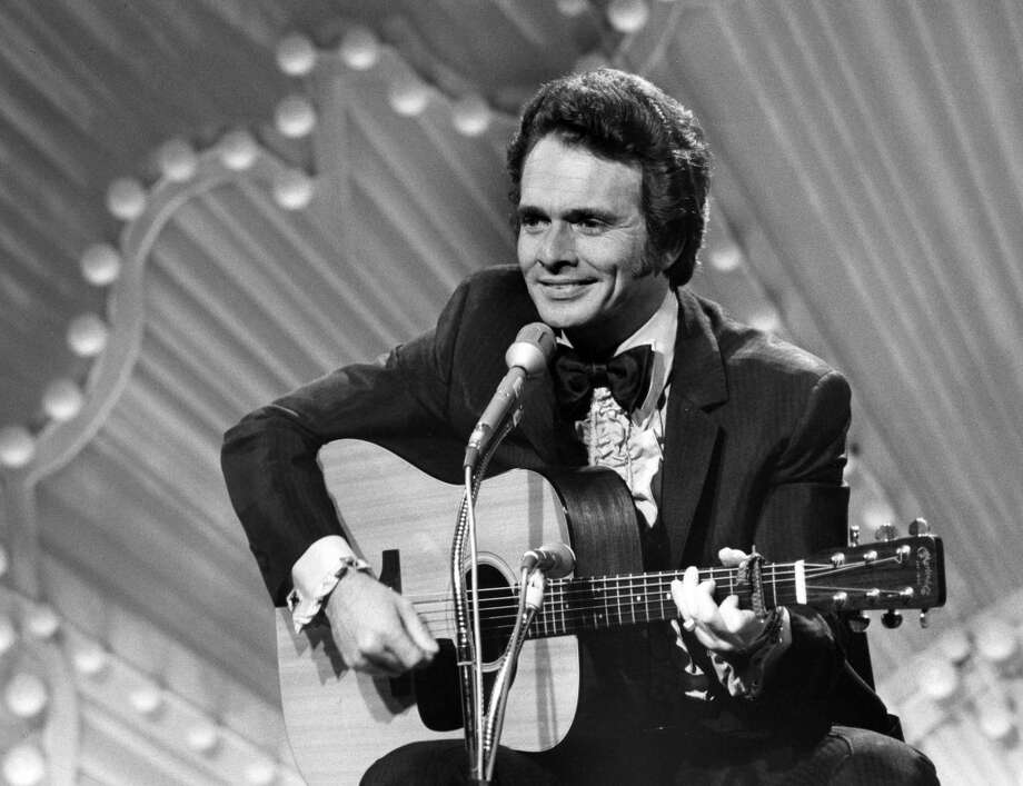 """On April 7, 2016, the music world lost Merle Haggard after a long illness. Click though to see pictures from Haggard's lengthy career.Merle Haggard on """"The Johnny Cash Show,"""" air date: Jan. 21, 1971. Photo: ABC Photo Archives, ABC Photo Archives/Getty Images"""
