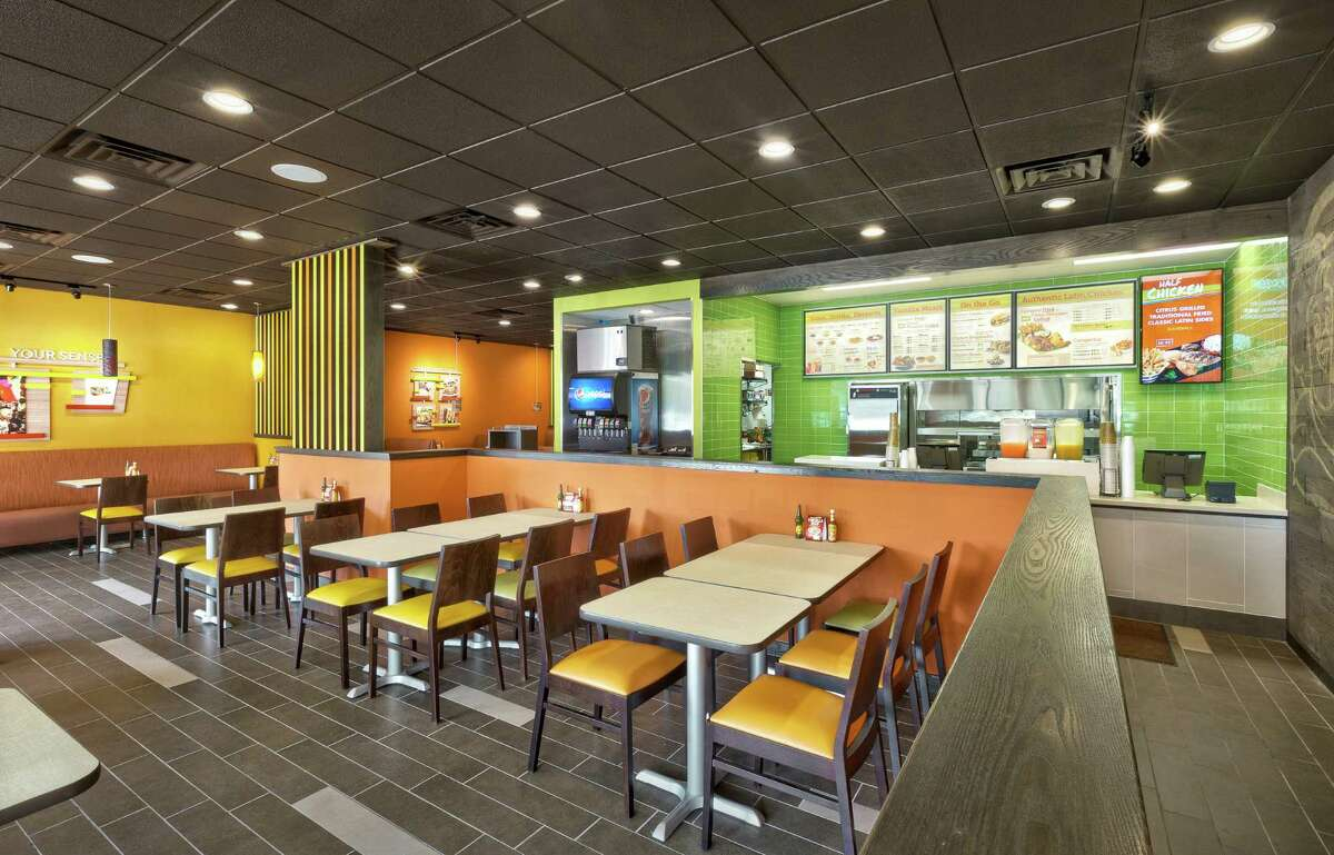 Pollo Campero, the world's largest Latin chicken restaurant brand, is marking National Empanada Day, April 8, with a free hand-made empanada per customer (no purchase necessary) at four Houston locations. Shown: Greenspont Location at 393A Greens Road.