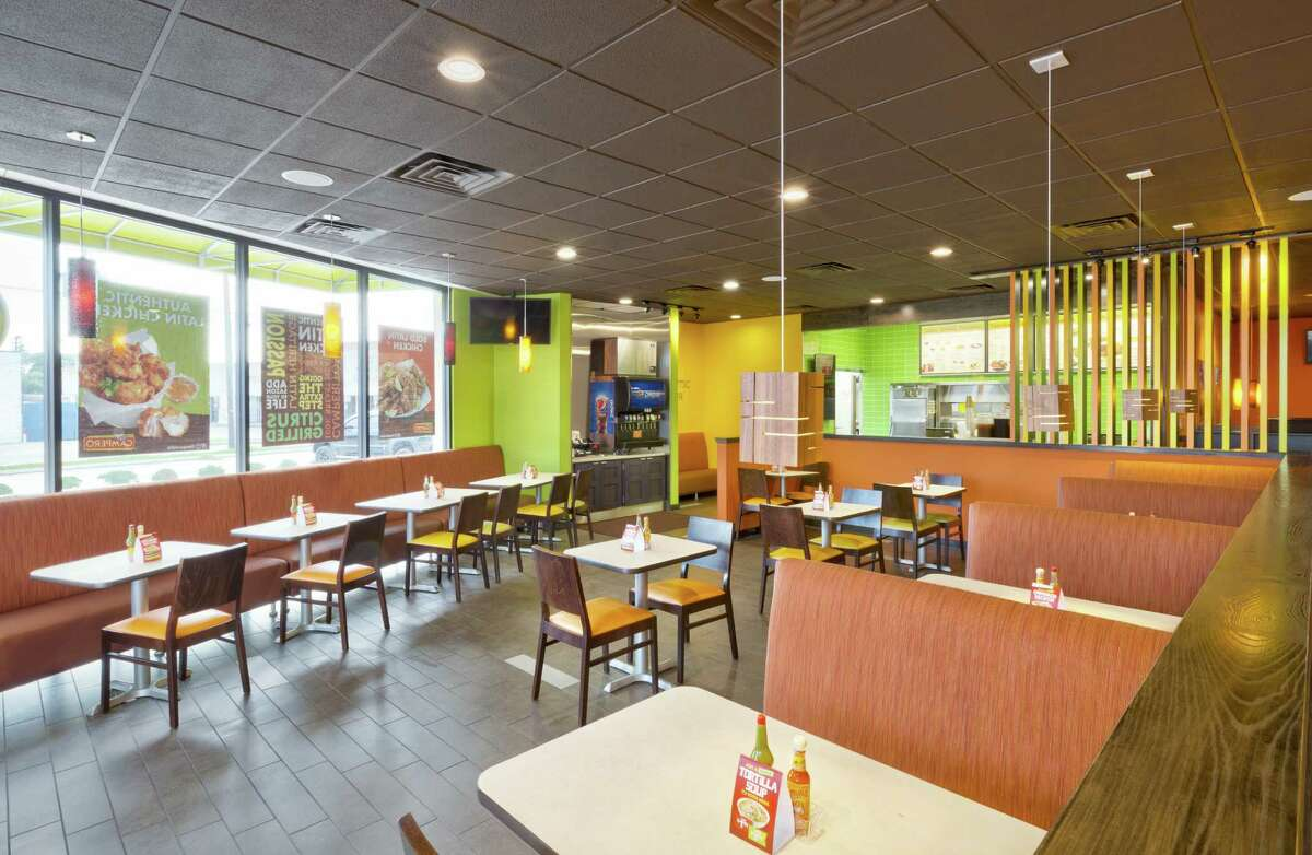Pollo Campero, the world's largest Latin chicken restaurant brand, is marking National Empanada Day, April 8, with a free hand-made empanada per customer (no purchase necessary) at four Houston locations. Shown: 9979 Beechnut location.