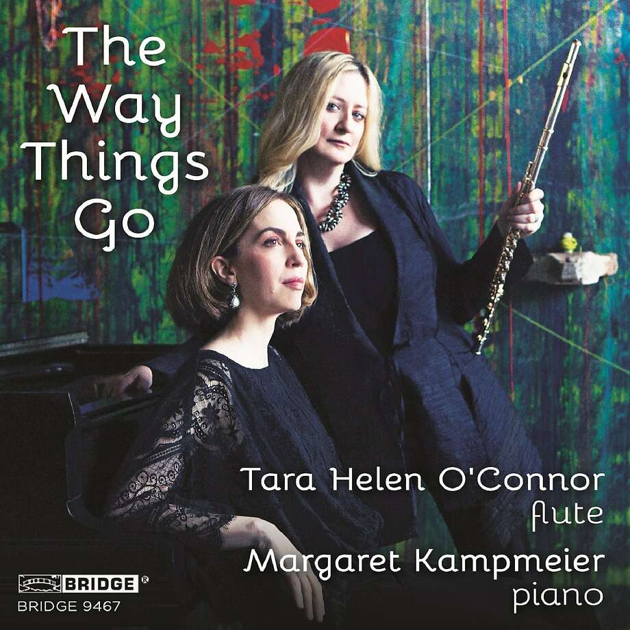 "Tara Helen O'Connor &Margaret Kampmeier, 'The Way Things Go"" Photo: Bridge Records"