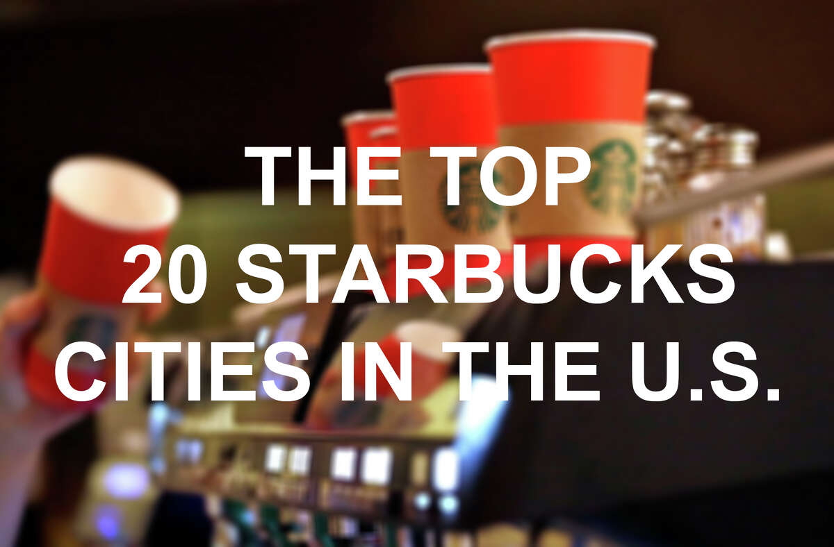 Starbucks has managed to make its way not only in all 50 states, but in dozens of countries and five continents.FindtheHome ranked the top 50 capital cities for Starbucks lovers, based on the amount of store locations per 10,000 people in any city with a population over 40,000.Click through to see the top 20 cities for those who can't get enough of the Seattle-based coffee company, and head over to FindtheHome's study for the full 50-city list.