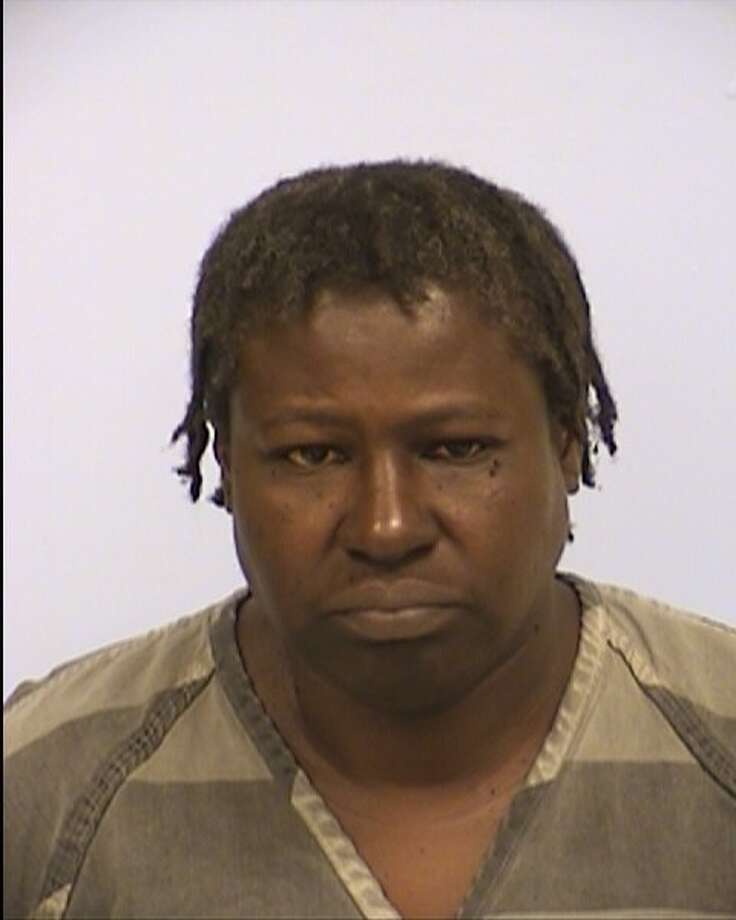 Charline Nwagboso, also known as Charline Bell, 51, was arrested on a first-degree felony charge of aggravated robbery after allegedly stealing from a man in a wheelchair in Austin.