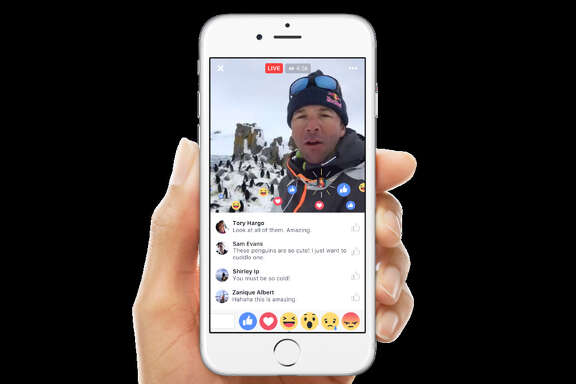 Facebook added new features to its live video feature Wednesday.