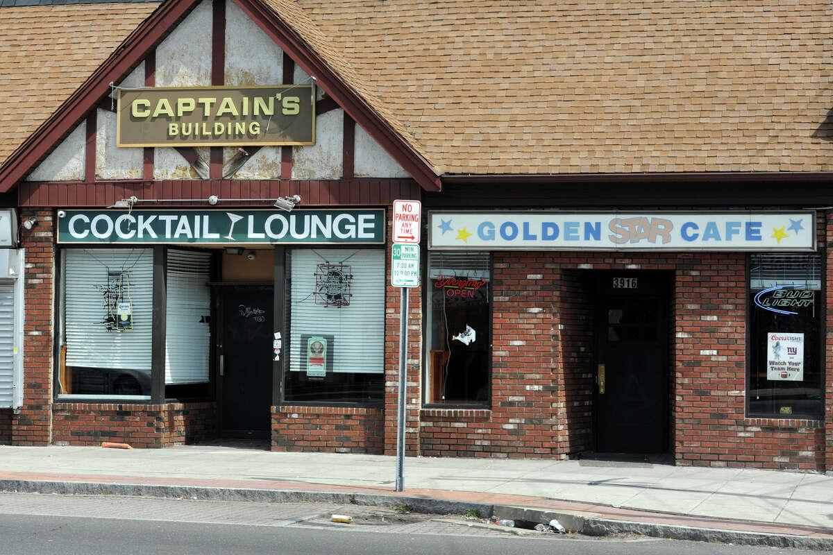 Golden Star Cafe, 3916 Main St. in Bridgeport, Conn. April 6, 2016.