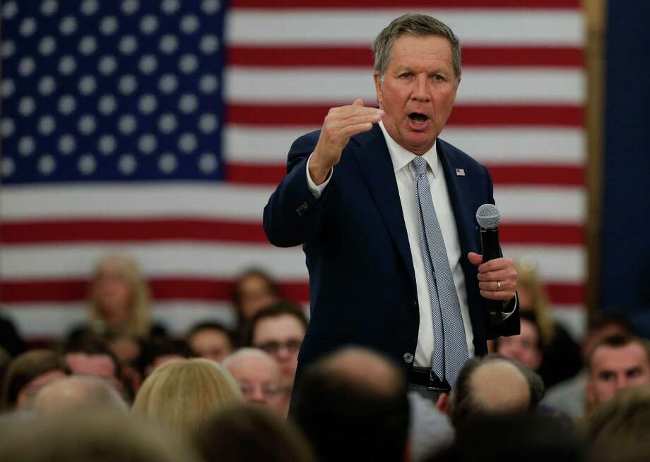 Kasich Photo: Julie Jacobson / AP / AP