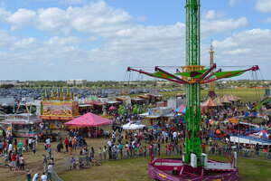 The Brazoria County Crawfish Festival will be April 15-17 at MSR Houston Motor Speedway, 1 Performance Drive in Angleton