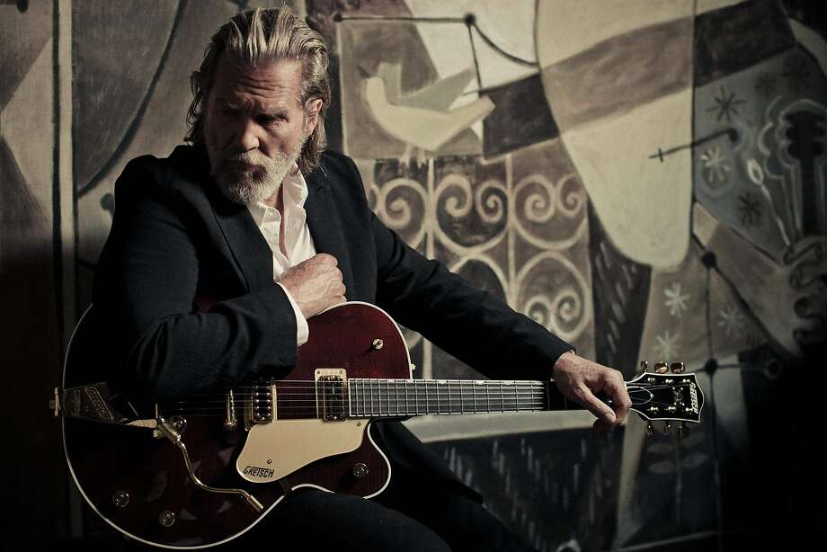Actor Jeff Bridges is putting on his musician hat for an appearance at Berkeley's Freight & Salvage. Photo: Danny Clinch