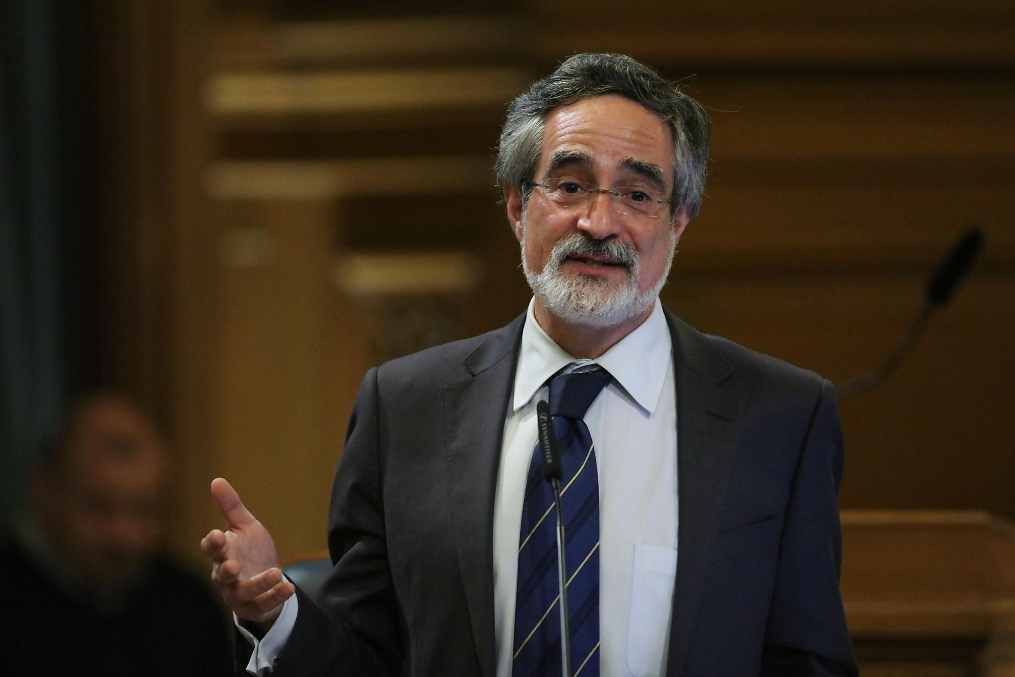peskin calls for halt to sfpuc of spare parts