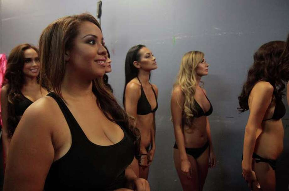 Mirella Paz has become a celebrity for competing in the Miss Peru pageant as a plus-sized contestant. 