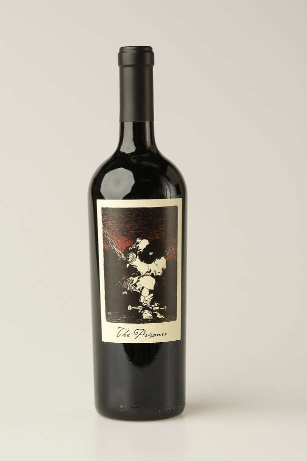 The Prisoner wine , in San Francisco, Calif., on November 21, 2008. Photo: Craig Lee, The Chronicle