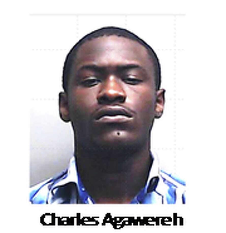 Charles Agawereh, 24.
