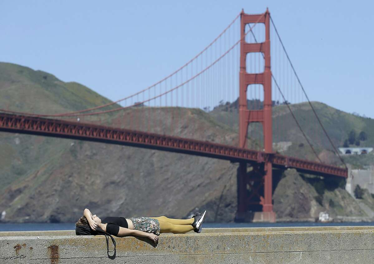Looking to escape the sweltering triple-digit temperatures inland? Head to these spots on the coast. Crissy Fieldin San Francisco is forecast to reach the mid-70s on Thursday, June 21, 2017, according to the National Weather Service.