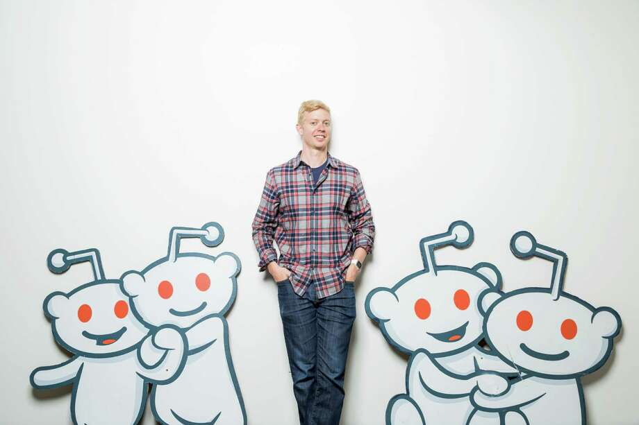 Reddit CEO Steve Huffman confessed to modifying posts from Donald Trump supporters as a form of revenge for the verbal abuse they were slinging his way. Photo: JASON HENRY, STR / NYTNS