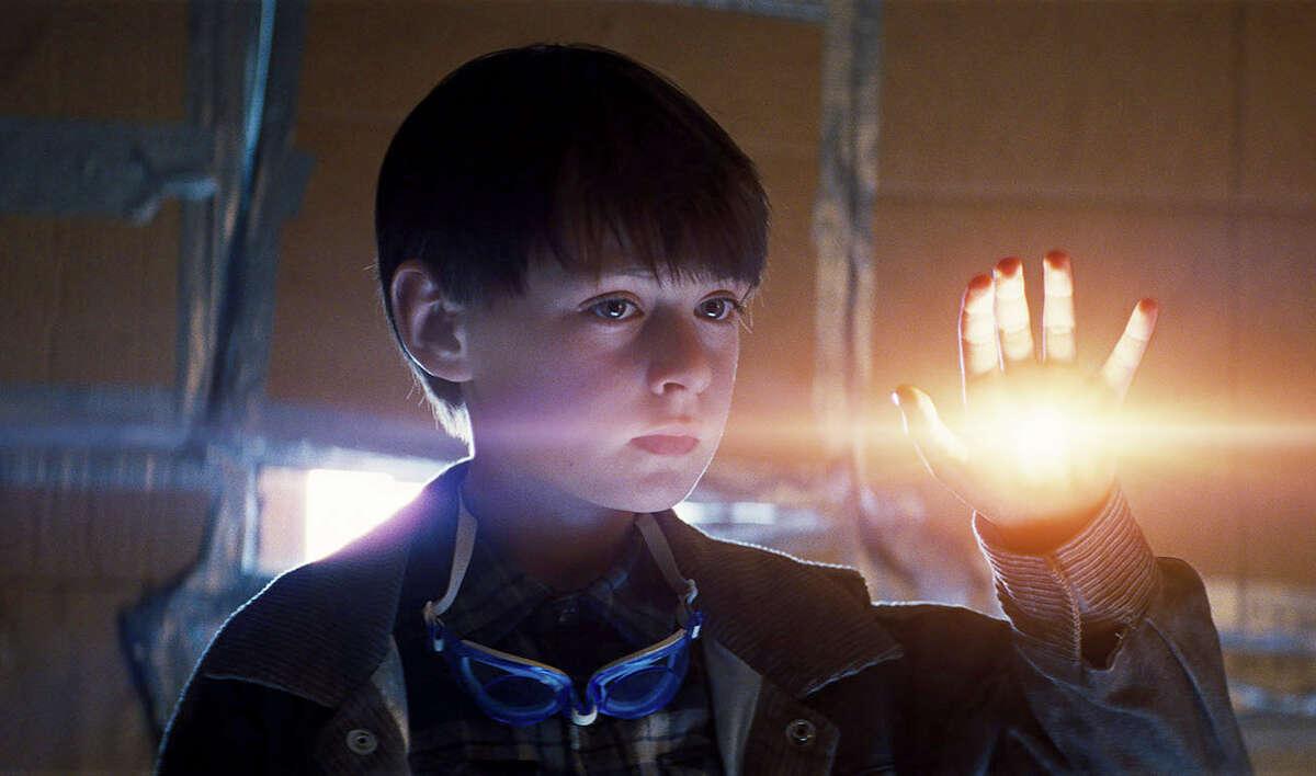 """Alton (Jaeden Lieberher) is not an ordinary boy in """"Midnight Special."""""""