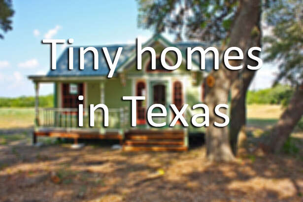 Click to see tiny homes in Texas.