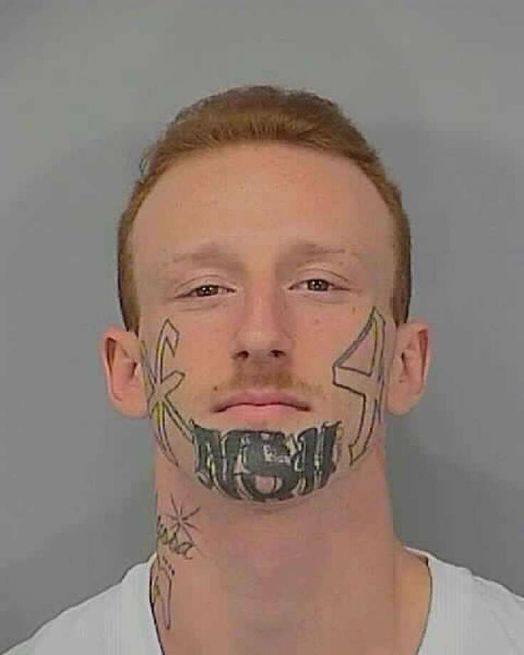 Armed-robbery suspect with tattooed face sought in ...