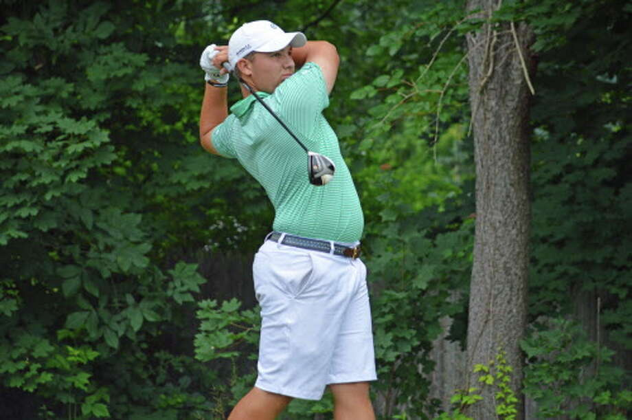 Two-time All-State and three-time All-SCC performer Andrew Sciarretta will lead the Fairfield Prep golf team this spring. Photo: Contributed Photo / Greenwich Time Contributed