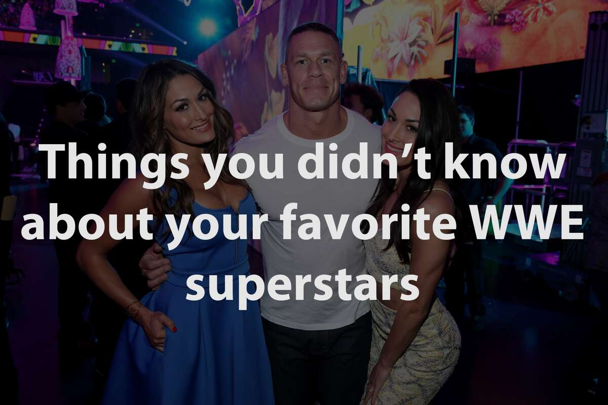 Click the gallery to learn more about your favorite WWE superstars.