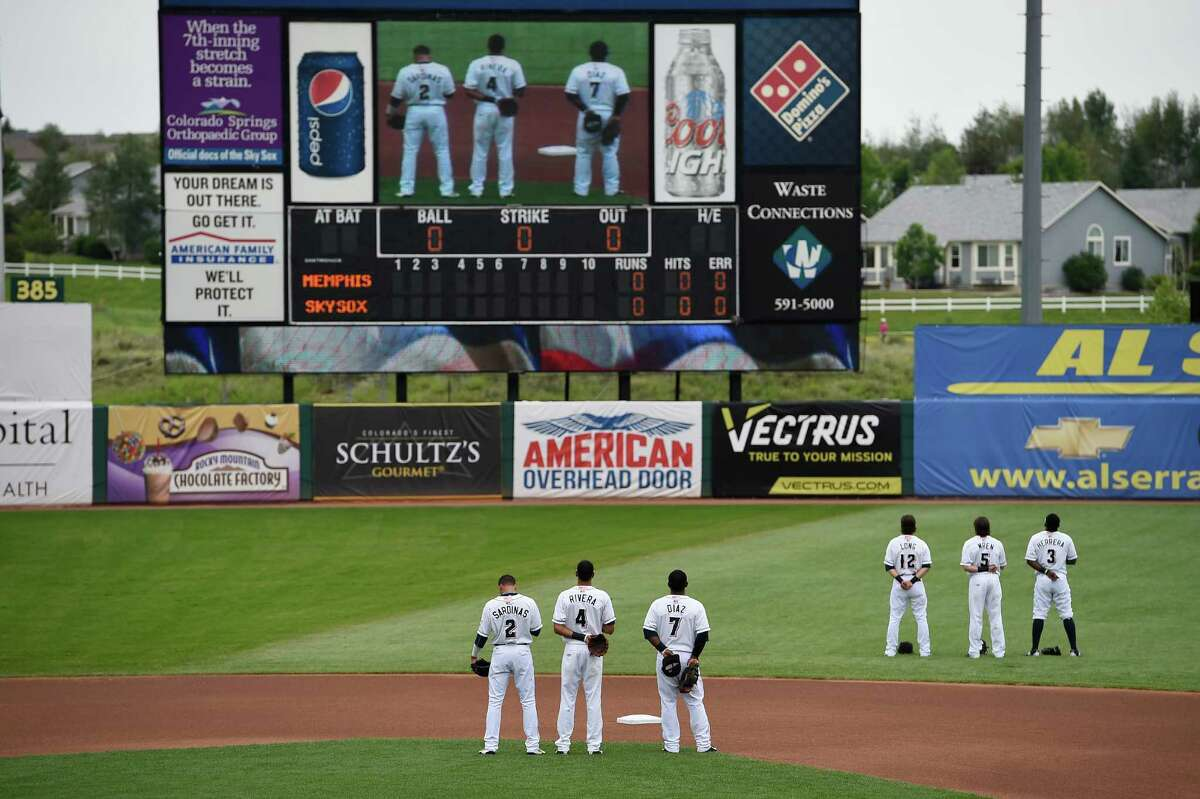 1. Ownership group confirms effort to move team to S.A. During a city council session on April 7, 2016, San Antonio Missions owner David Elmore confirmed that the Elmore Group is working to move the Colorado Springs Sky Sox to San Antonio in 2019.